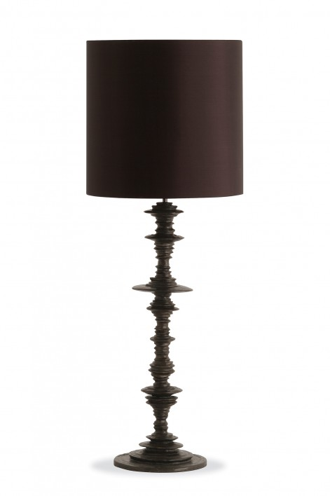 Spin Lamp | Bronzed